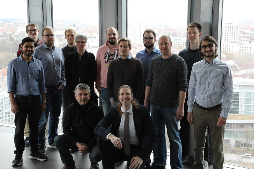 Project Meeting at fortiss in Munich